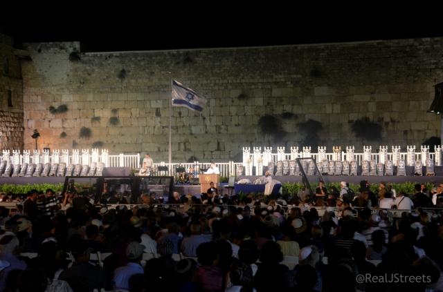 Torah scrolls at Western Wall