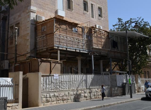 Jerusalem sukka