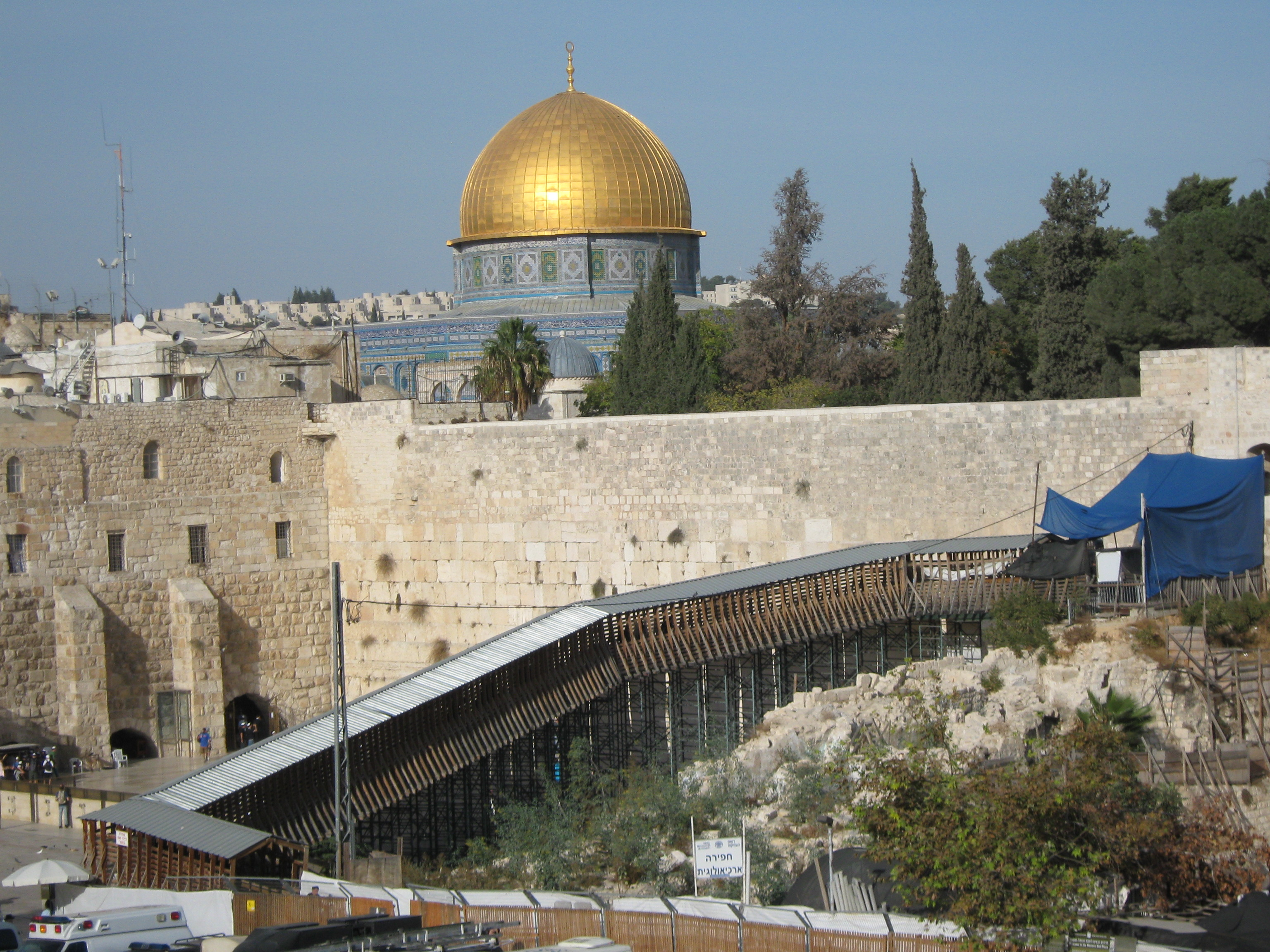 Kotel   Western Wall Temple Mount Old City