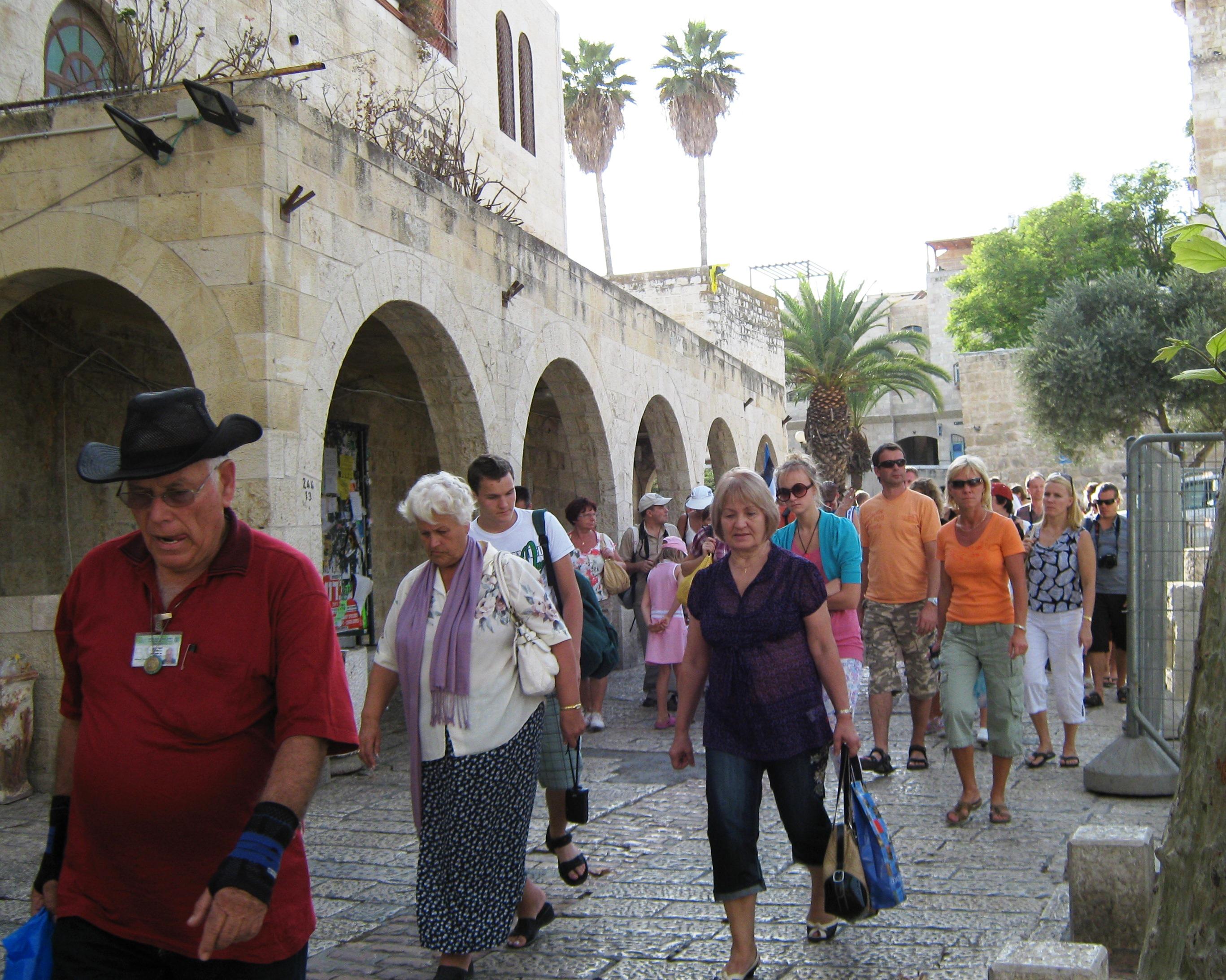 Old City tourism