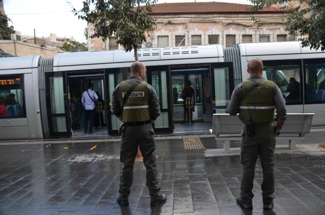 Jerusalem security