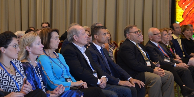 US federation leaders