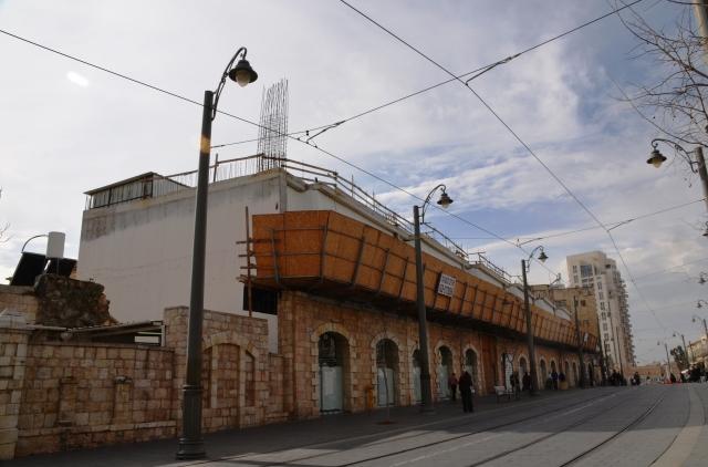 Jerusalem Jaffa Street