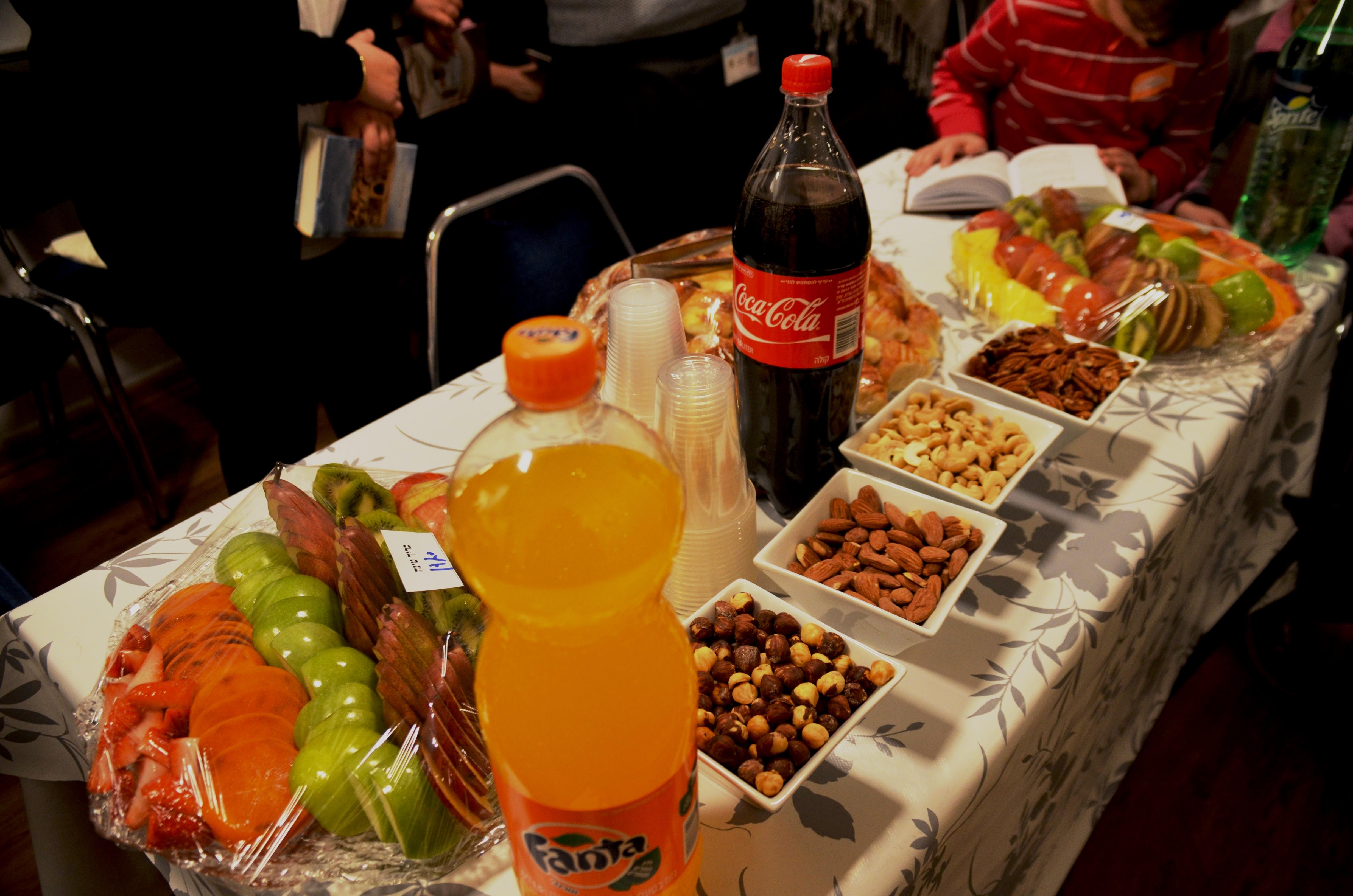 Tu B'Shvat foods