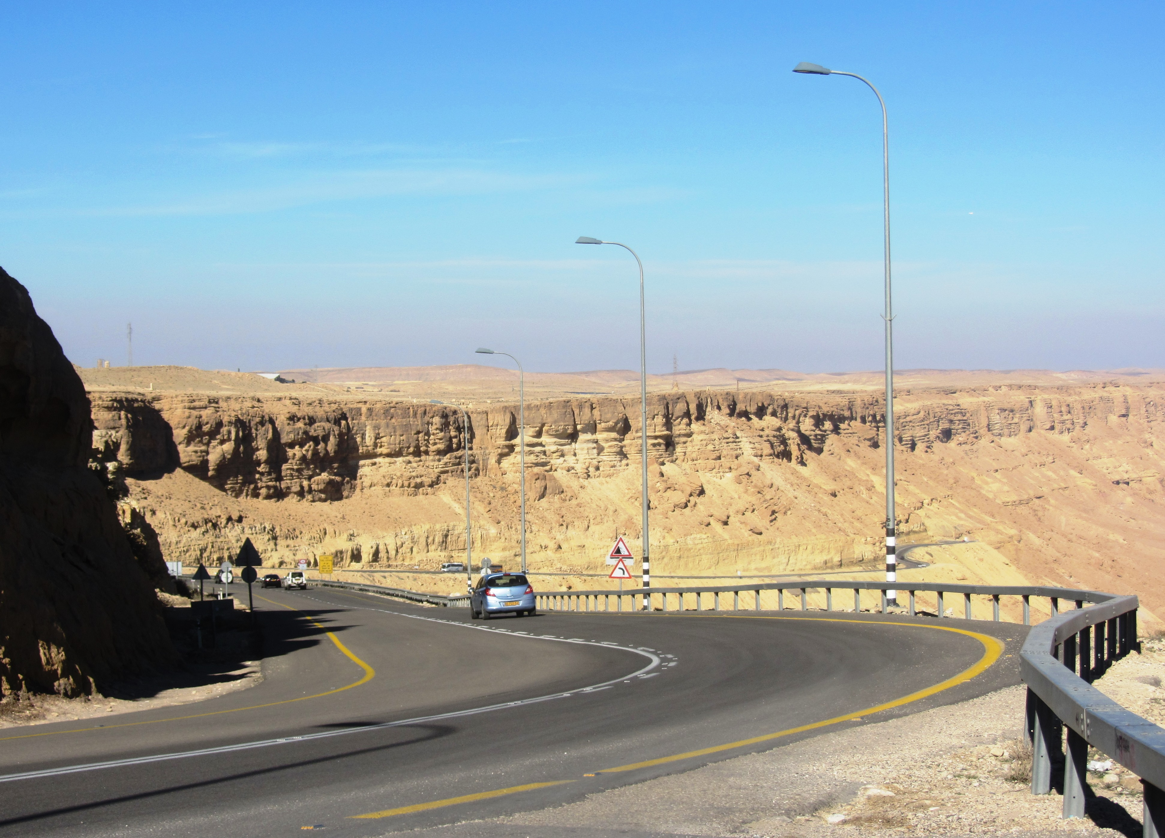 Road to Eliat