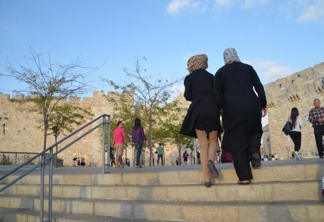 Arab in Jerusalem Israel