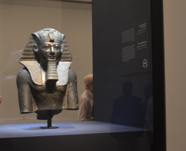 Israel Museum Pharaoh and Canaan exhibit Untold Story