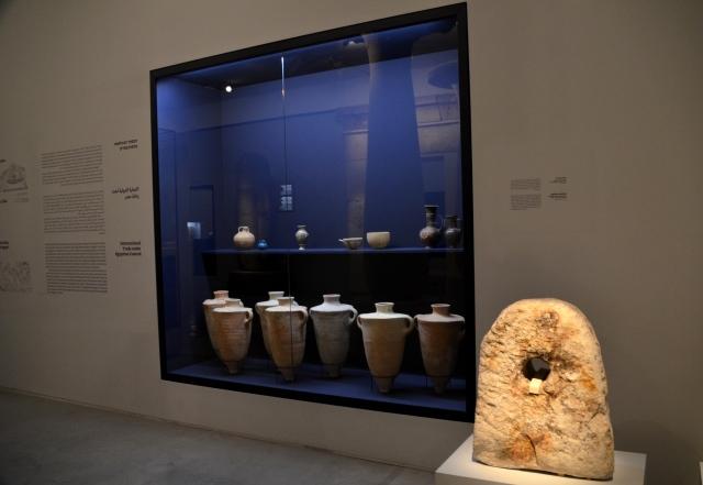 Israel Museum pottery Pharaoh exhibit