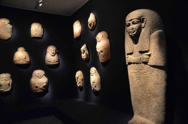 Israel Museum Pharaoh exhibit