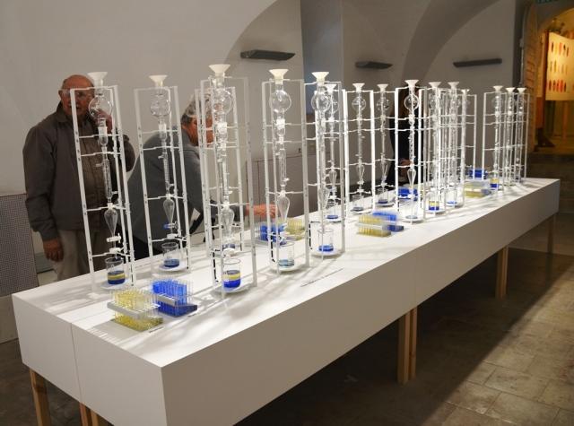 design week at Hansen House chemistry Jerusalem