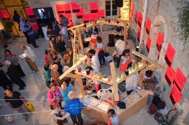 Kugel Party Jerusalem design week