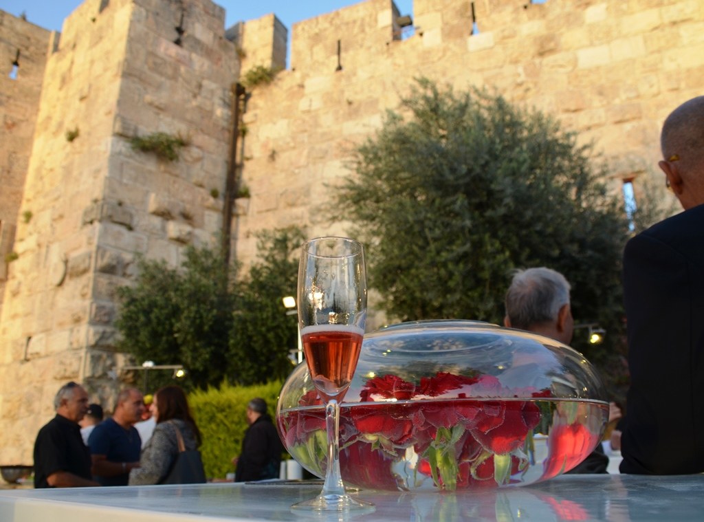 tower of david party lag b'omer