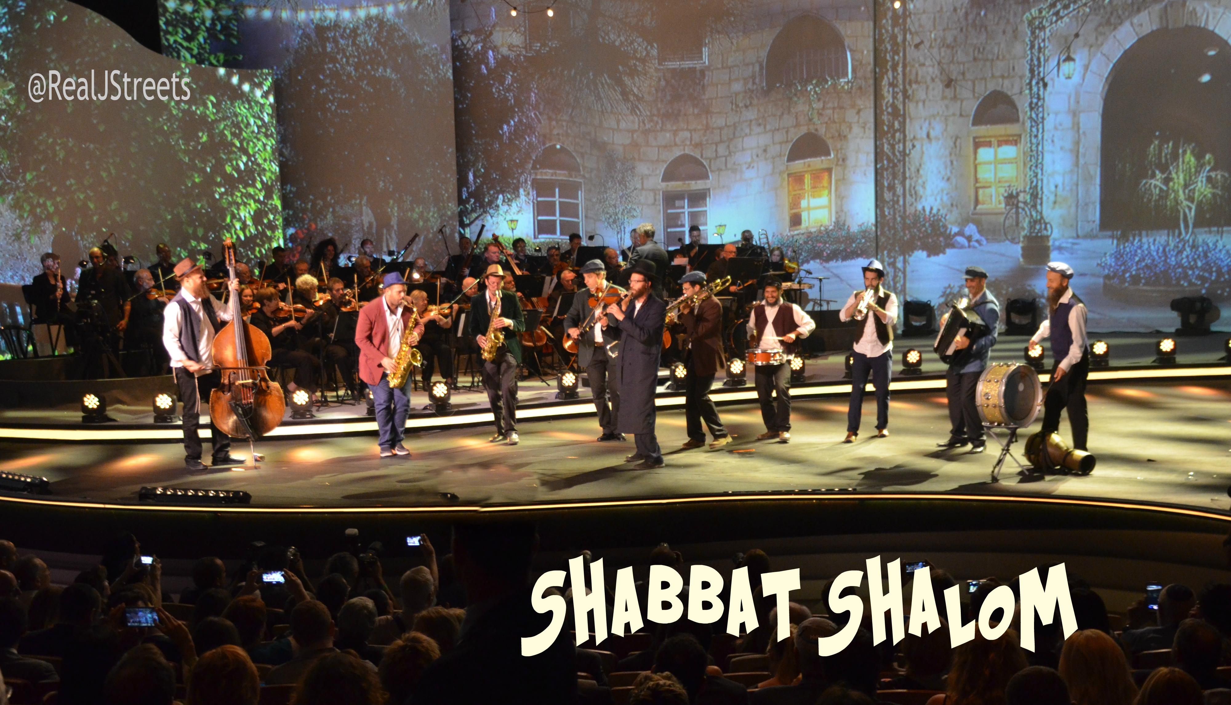 Shabbat Shalom Klezmer