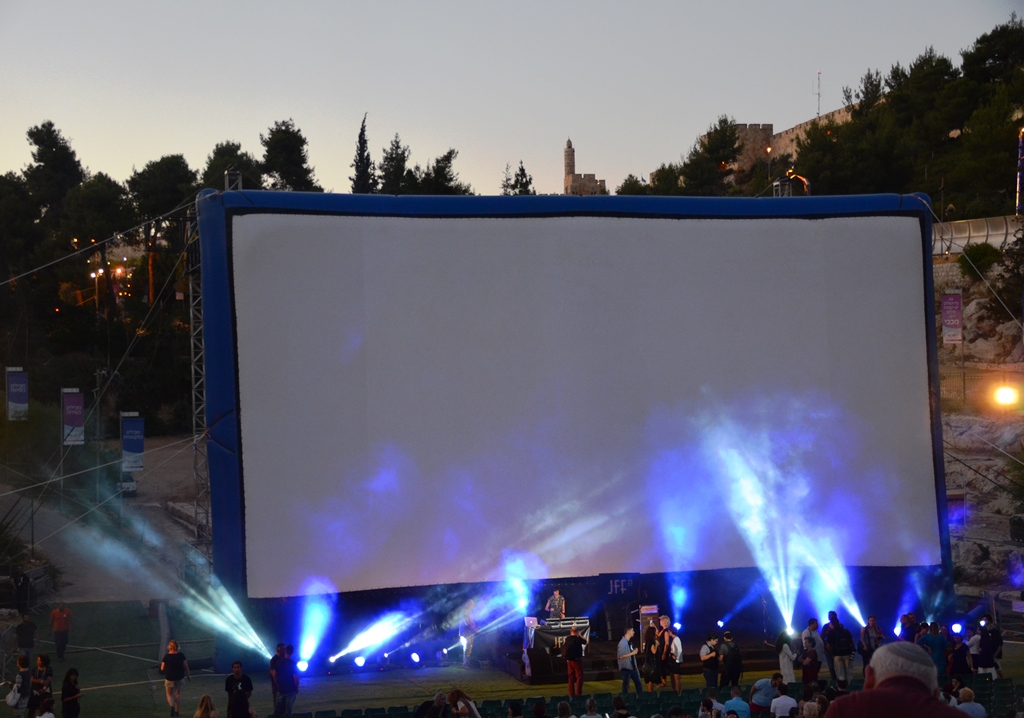 Opening Jerusalem Film Festival