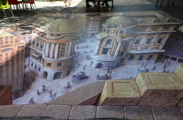 art on Jerusalem Streets