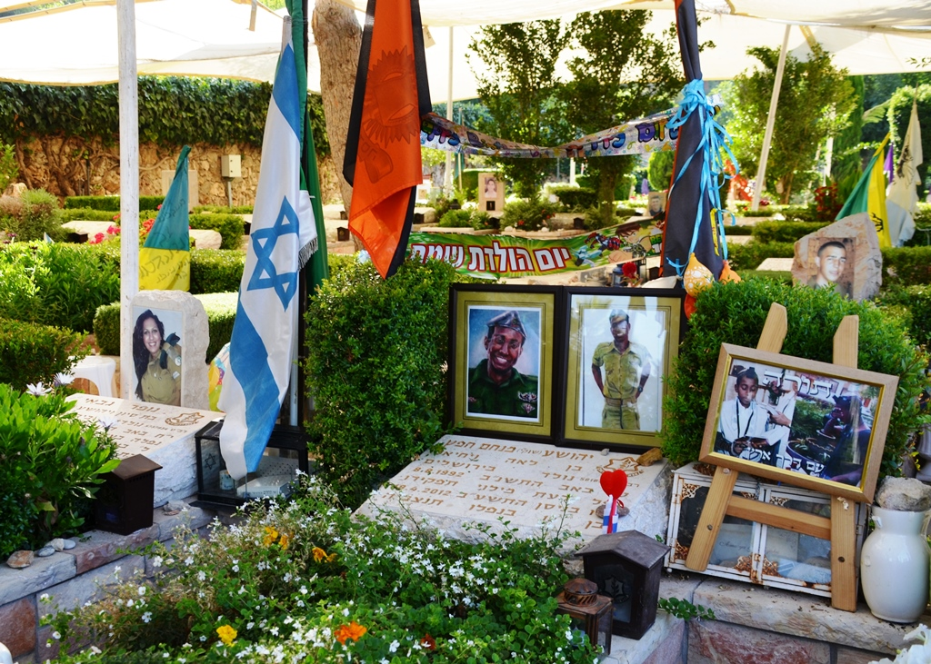 fallen IDF soldier from Ethiopia