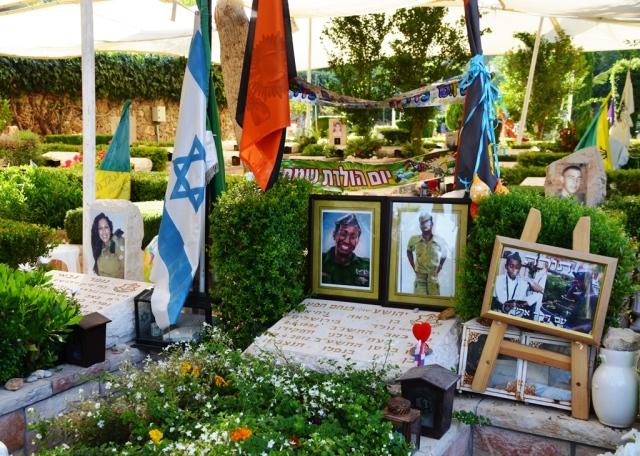 fallen IDF soldier from Ethiopia