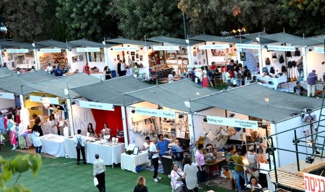 Jerusalem international arts festival