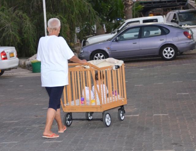 Israeli baby mover