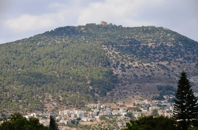 view of Har Tavor,